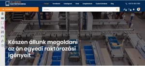 SR-Logistic webshop